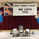Happy Birthday Msgr. Thomas Brady! photo album thumbnail 3
